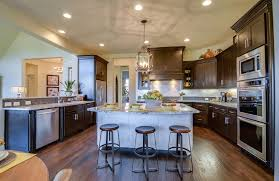 Model Home Interior Pictures Drees Custom Homes The Marley Model Home Kitchen Love These