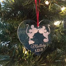 original creator disney ornament disney wedding