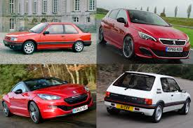 full range of peugeot cars peugeot gti best ever peugeot sport cars auto express