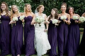 plum wedding dresses purple bridesmaid dresses 2017 wedding ideas magazine