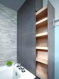modern bathroom storage ideasclever built in storage ideas you