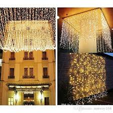 Lighting Curtains Discount Wedding Wall Light Curtains 2017 Wedding Wall Light
