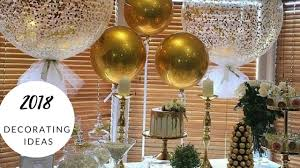 2018 new years decorating ideas
