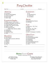 Baby Shower Planner Checklist Birthday Party Planner Template Elegant Ritzy Holiday Checklist
