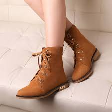 womens timberland boots sale biker boots metal decorative lace winter boots for