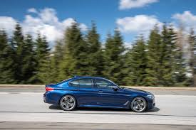 the bmw m550i xdrive is here and it looks spectacular bimmerfile