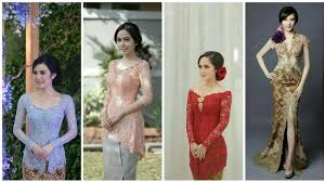 model baju kebaya muslim 22 model kebaya modern brokat 28 images simple kebaya kebaya