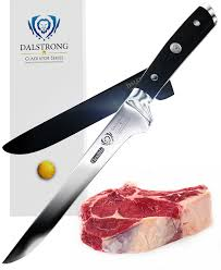 Best German Kitchen Knives Amazon Com Dalstrong Boning Knife Gladiator Series German Hc