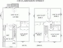 Clarendon Homes Floor Plans 118 Clarendon Street Apt 1 Campus Hill Syracuse University
