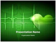 powerpoint templates free download heart free heart cardiogram powerpoint template is a free medical