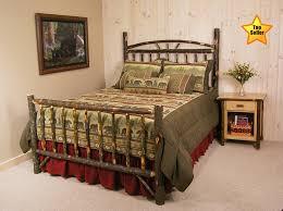 amish adirondack real wood bedroom sets new york