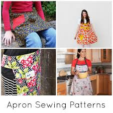 9 pretty apron patterns on craftsy