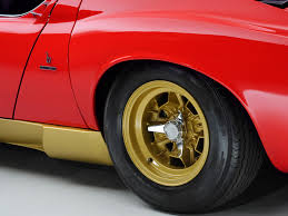 car lamborghini gold lamborghini celebrates miura golden anniversary with special