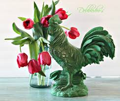 Rooster Home Decor Updating Your Home Decor Debbiedoos