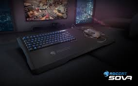 best lap desk for gaming roccat sova
