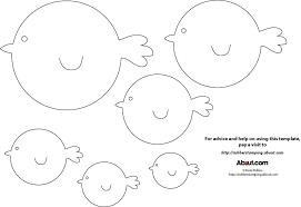 free printable tree bird templates crafts