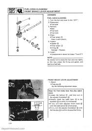 250 yamaha moto 4 wiring diagram wiring diagrams