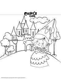 castle coloring pages bestofcoloring com
