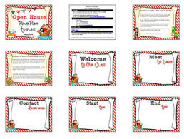 theme open house back to powerpoint template