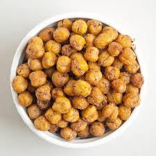 roasted garbanzo beans chickpeas recipe popsugar fitness