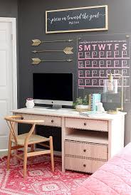 best 25 desk ideas ideas on pinterest desk space bedroom inspo diy desk with printer cabinet