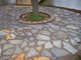 flagstone patio pictures if you prefer a more rustic design our