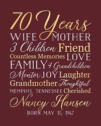 best 25 70th birthday gifts ideas on pinterest 70 birthday gift