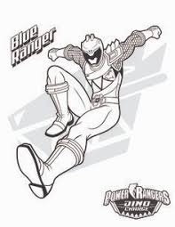 power ranger coloring pages party ideas craft