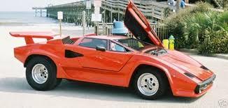 lamborghini countach kit car kit cars don t do it