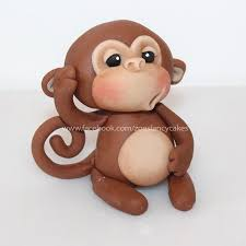 monkey cake topper monkey cake topper cakecentral