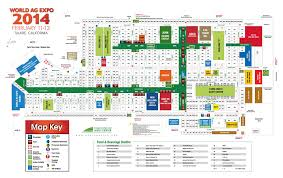 Expo Line Map Show Grounds Map International Agri Center