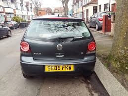 volkswagen polo 1 2 s manual 2005 in boston lincolnshire gumtree