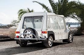 beach cruiser jeep a beach cruiser the answer is a cagiva moke