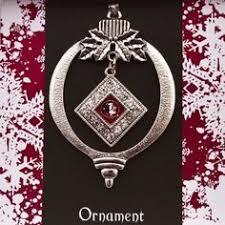 fsu 4 ornament frame florida state products