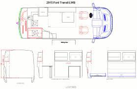 Conversion Van Floor Plans How To Design Your Conversion Van Layout
