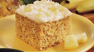 pineapple banana coffee cake recipe bettycrocker com