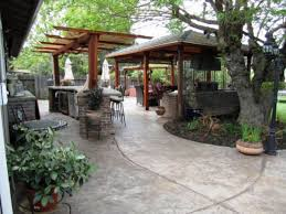 covered back porch ideas landscaping gardening ideas span new