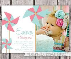 22 best first birthday invitation images on pinterest birthday