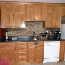 Stone Veneer Kitchen Backsplash Faux Stone Systems Give Homeowners The Look Of The Real Thing