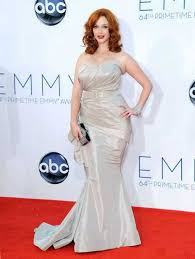 christina rene hendricks the plus size woman who knows how to dress