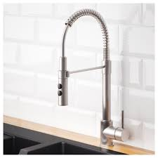 Kitchen Faucets Images Vimmern Kitchen Faucet With Handspray Ikea