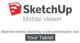 trimble announces new version of sketchup mobile viewer for