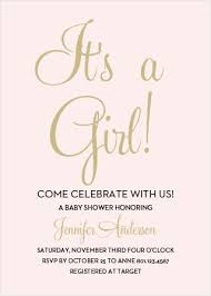 girl baby shower baby shower invitations for basic invite