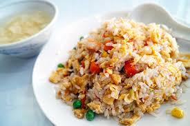 free photo fried rice chinese cuisine restaurant diet cuisine