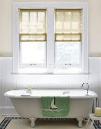 curtain for small bathroom window window shades pinterest