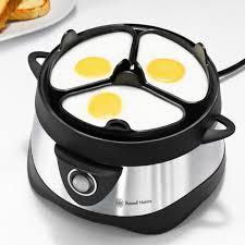 Toaster With Egg Maker Buy Russell Hobbs Stylo Egg Cooker Online
