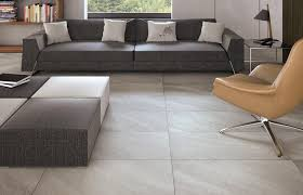 Make A Statement With Large Floor Tiles - Floor tile designs for living rooms