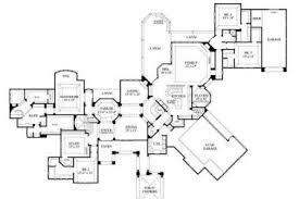 Mediterranean House Floor Plans 4 One Story Mediterranean House Floor Plans 5 Bedroom Luxury