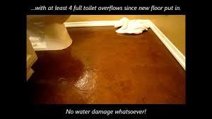 No Glue Laminate Flooring Diy Paper Flooring Repair Update Laminate Carpet Alternative