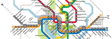 the metro map the metro map might soon look like this greater greater washington